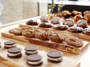 BAKED GOODS AND PASTRIES