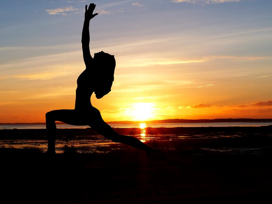 Sunset Yoga August 14th